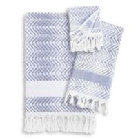 Assos Bath Towel in Dusty Blue