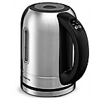 Gourmia® Electric Tea Kettle with 5 Preset Temperatures