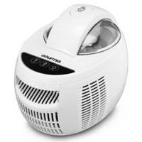 Gourmia® 1 Liter Automatic Ice Cream Maker in White