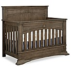 BassettBaby® Premier Emerson 4-in-1 Convertible Crib in Heron Grey