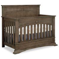BassettBaby® Premier Emerson 4-in-1 Convertible Crib in Heron Grey