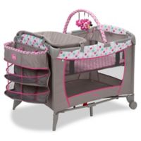 Disney Baby® Sweet Wonder Minnie Dot Fun Playard