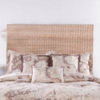 Panama Jack Driftwood Natural Core Full/Queen Headboard in Light Brown