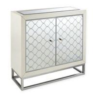 Madison Park Cameron 2-Door Cabinet in White