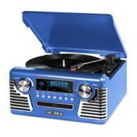 Victrola Aviator '50s Retro Record Player with Bluetooth