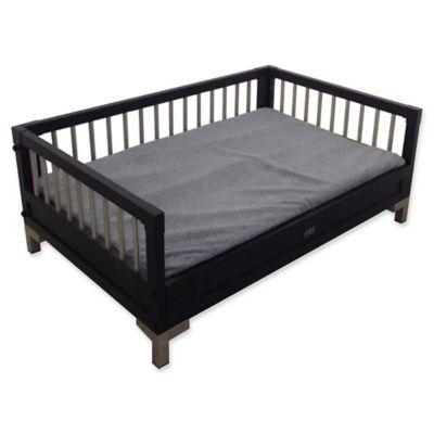 manhattan loft large pet bed in espresso - Xl Dog Beds