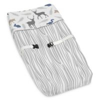 Sweet Jojo Designs Woodland Animals Changing Pad Cover