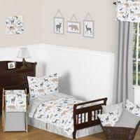 Sweet Jojo Designs Woodland Animals 5-Piece Toddler Bedding Set
