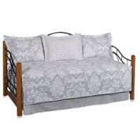 Laura Ashley® Venetia Daybed Bedding Set in Grey