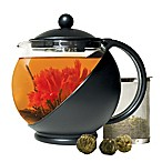 Primula® 40 oz. Half Moon Glass Teapot