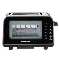 Cuisinart® ViewPro™ Glass 2-Slice Toaster