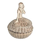Destinations™ Mermaid Covered Jar in Grey