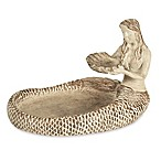 Destinations™ Mermaid Soap Dish in Grey