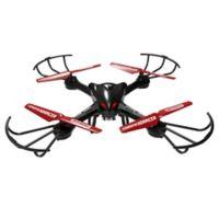 XDrone HD Racer Drone in Black
