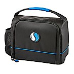 Fit & Fresh® 14-Piece Men's Smart Potion Lunch Bag Set in Black