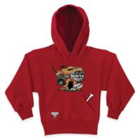 Monster Jam® Monster Mutt Size 6/8 Pullover Hoodie in Red