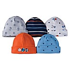 Gerber® Size 0-6M 5-Pack Sports Cap