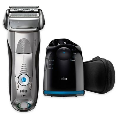 mens electric shavers at bed bath and beyond