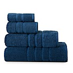 American Craft Made in the USA Washcloth in Navy