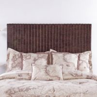 Panama Jack Driftwood Cocoa Core Full/Queen Headboard in Brown