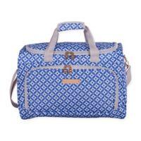 Jenni Chan Aria Stars 17-Inch City Duffle Bag in Blue