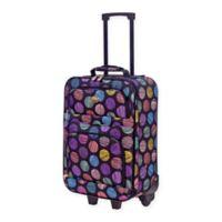 Jetstream 18-Inch Rollaboard® Suitcase in Black