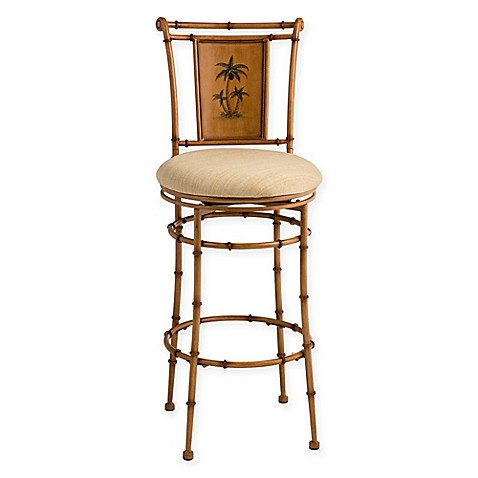 Hillsdale West Palm 24-Inch Stool