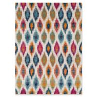 Style Statements by Surya Alsen 5-Foot 3-Inch x 7-Foot 3-Inch Area Rug in Ivory