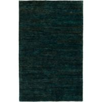 Surya Ayulta 3-Foot 3-Inch x 5-Foot 3-Inch Area Rug in Dark Green