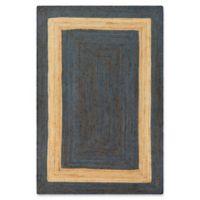 Surya Voru 5-Foot x 7-Foot 6-Inch Area Rug in Dark Blue