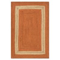 Surya Voru 5-Foot x 7-Foot 6-Inch Area Rug in Orange