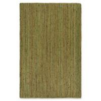 Surya Voru 5-Foot x 7-Foot 6-Inch Area Rug in Dark Green