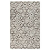 Surya Aldina 2-Foot x 3-Foot Accent Rug in Grey