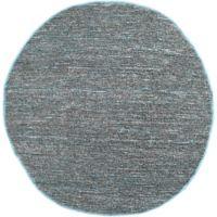 Surya Icaruu 8-Foot Round Rug in Silver/Grey