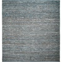 Surya Icaruu 8-Foot Square Rug in Silver/Grey