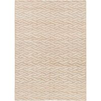 Surya Galetti 2-Foot x 3-Foot Accent Rug in Camel