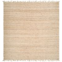 Chikaro 8-Foot Square Area Rug in Cream