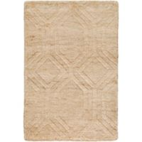 Surya Carmelo 2-Foot x 3-Foot Accent Rug in Cream