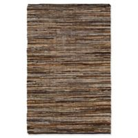 Jeremias 5-Foot x 7-Foot 6-Inch Area Rug in Dark Brown