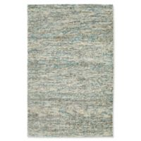 Kaleen Cord Pixel 2-Foot x 3-Foot Accent Rug in Turquoise