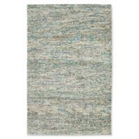 Kaleen Cord Pixel 5-Foot x 7-Foot 6-Inch Area Rug in Turquoise