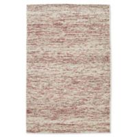 Kaleen Cord Pixel 8-Foot x 10-Foot Area Rug in Rose