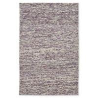 Kaleen Cord Pixel 9-Foot x 12-Foot Area Rug in Purple