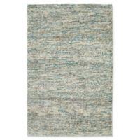 Kaleen Cord Pixel 9-Foot x 12-Foot Area Rug in Turquoise