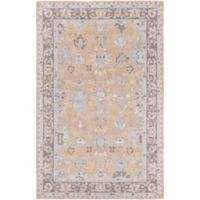 Surya Analise 2-Foot x 2-Foot 9-Inch Accent Rug in Khaki