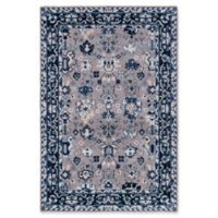 Surya Analise 5-Foot 3-Inch x 7-Foot 6-Inch Area Rug in Grey