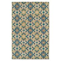 Kaleen Rosaic Marakesh 2-Foot x 3-Foot Accent Rug in Sand
