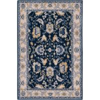 Surya Aneko 2-Foot x 2-Foot 9-Inch Accent Rug in Navy