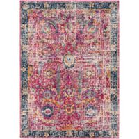Surya Antrobus 2-Foot x 3-Foot Accent Rug in Pink