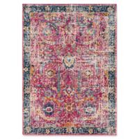 Surya Antrobus 5-Foot 3-Inch x 7-Foot 3-Inch Area Rug in Pink